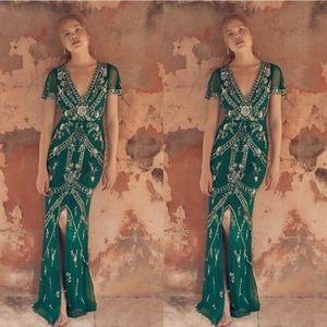 BHLDN Fatima Dress x Aidan Mattox